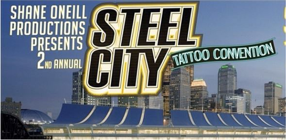 Ben Gun & United Magnetic's past visit to Steel City Tattoo Convention