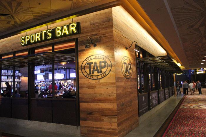 Burgers Beers And Basketball At Mgm Grand Las Vegas Guys
