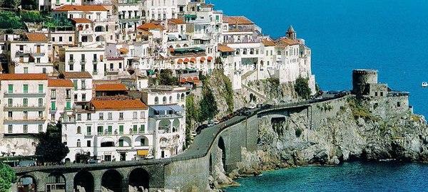 Amalfi na Costa Amalfitana