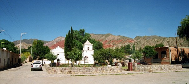 Chuchi, Quebrada de Humahuaca