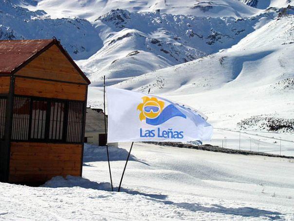 Las Leñas, estação de esportes de inverno