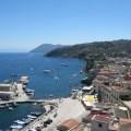 Lipari, Ilhas Eólicas, na Itália