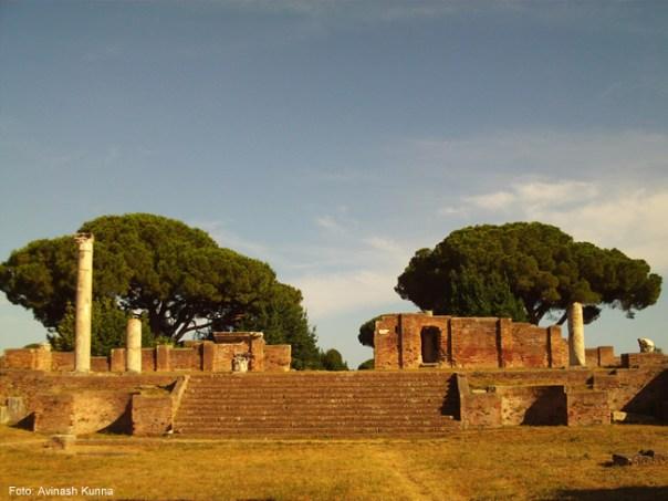 Ostia Antica, Itália