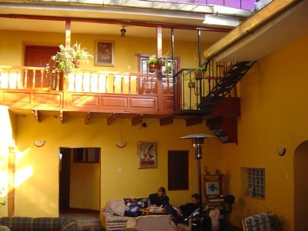 Pousada em Cusco