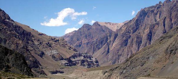 Parque do Aconcagua, Provincia de Mendoza