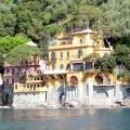 Portofino, Riviera Italiana, costa mediterrânea
