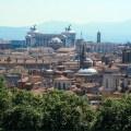 Roma, vista panorâmica