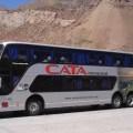 Ônibus na Argentina