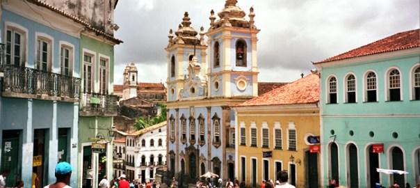 Centro Histórico de Salvador, Bahia
