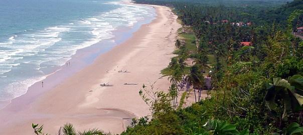 Mirante na estrada para Ilhéus, Bahia