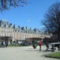Place des Vosges, Marais, em Paris