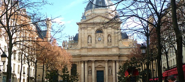 Paris, Sorbonne