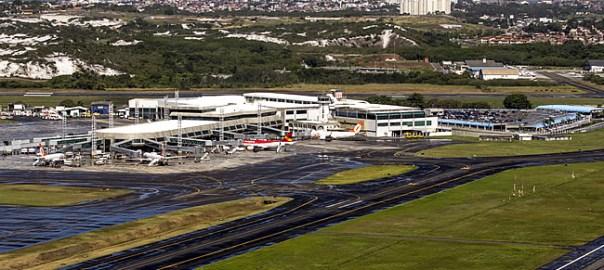Aeroporto de Salvador, Bahia, Brasil