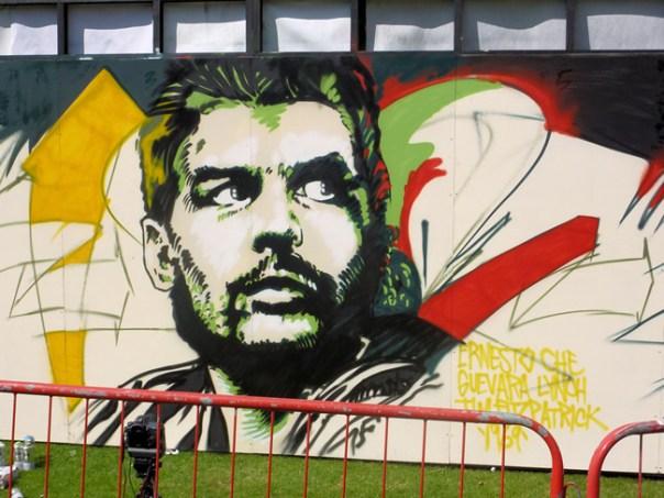 Chê Guevara, - Foto DubRoss CCBY