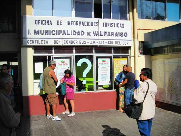 Informa es complementares sobre o chile turismo dicas for Oficina de turismo lisboa