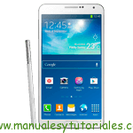 GALAXY Note 3 N9005 | Manual de usuario en pdf español