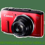 Canon PowerShot SX280 HS | Guía y manual de usuario en PDF español