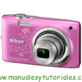Nikon Coolpix S2700 | Manual de usuario en PDF