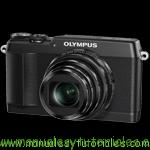 Olympus SH-1 Manual de usuario PDF Español
