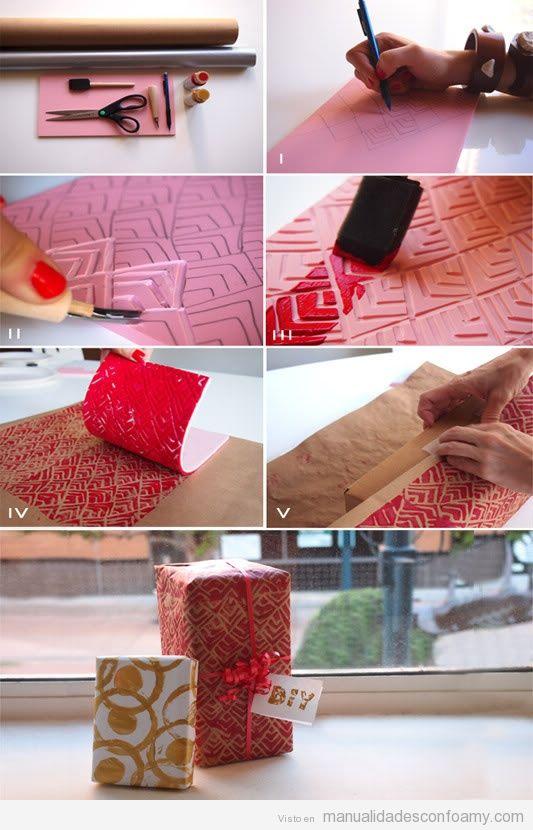 Cenefas en papel fomi imagui - Cenefas de papel ...