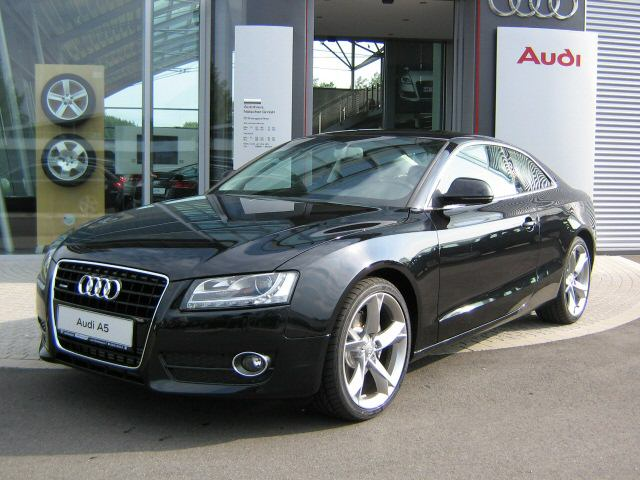 Audi A5 Workshop  Owners Manual Free Download