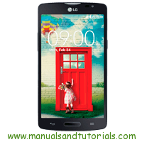 LG L80 Manual And User Guide PDF
