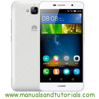 Huawei Y6 Manual And User Guide PDF