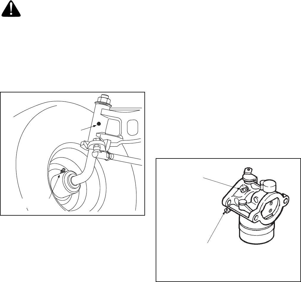 cub cadet lt1050 carburetor diagram