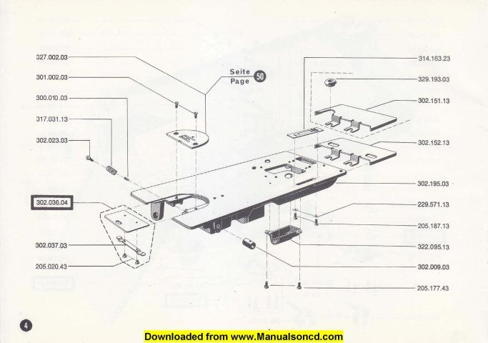 sewing machine parts diagram bernina sewing machine diagram