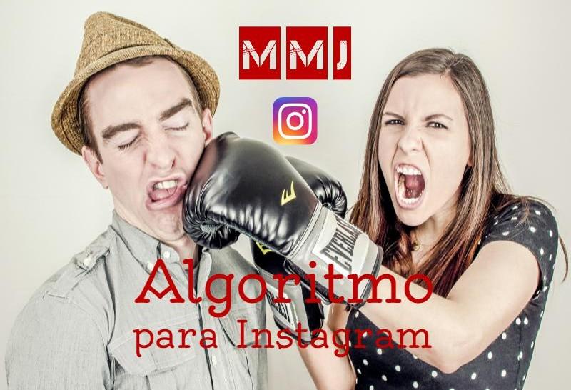 Cambios en el algoritmo de Instagram. ¿Una cagada?