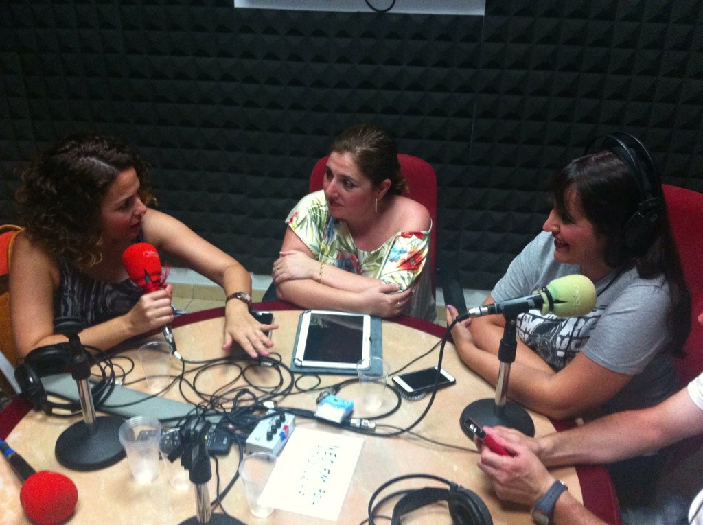 speakerwomen en cafe digital
