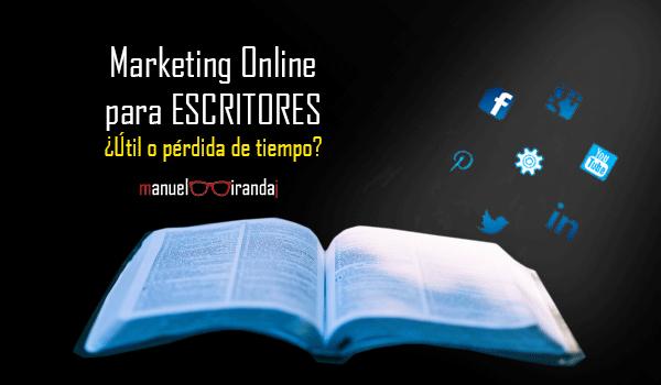 Cómo el Marketing digital para escritores te ayuda a vender más libros