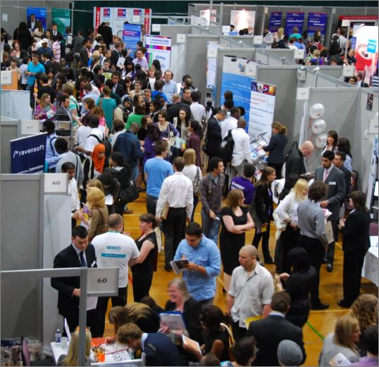 What do I wear and what should I do at a careers fair? \u2013 University