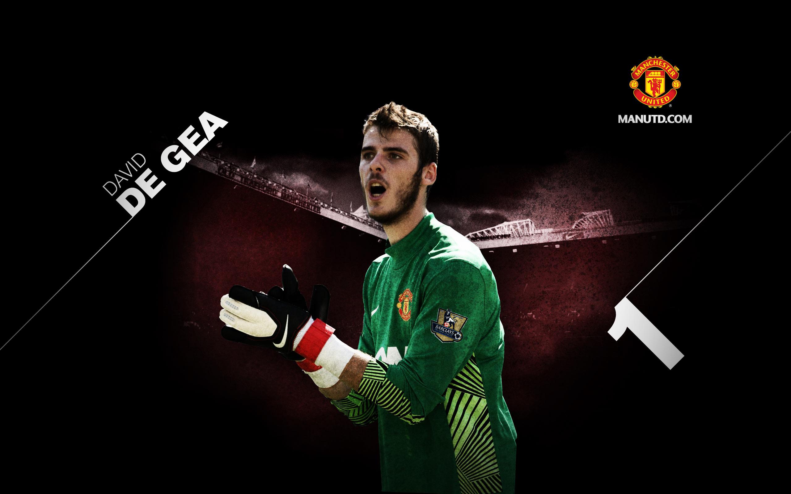 David De Gea Wallpaper Hd Players Manchester United Wallpaper