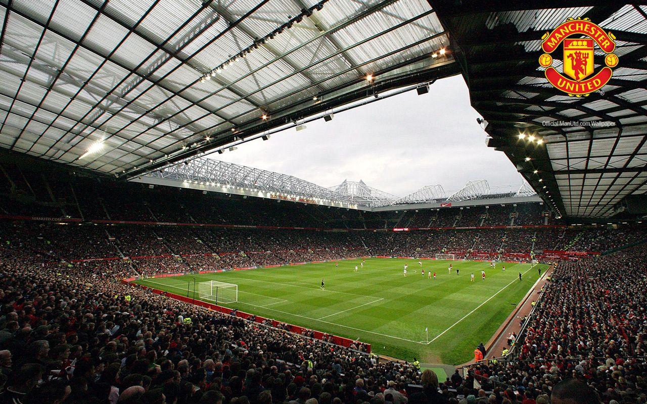 Wallpaper Man Utd Hd Old Trafford Manchester United Wallpaper