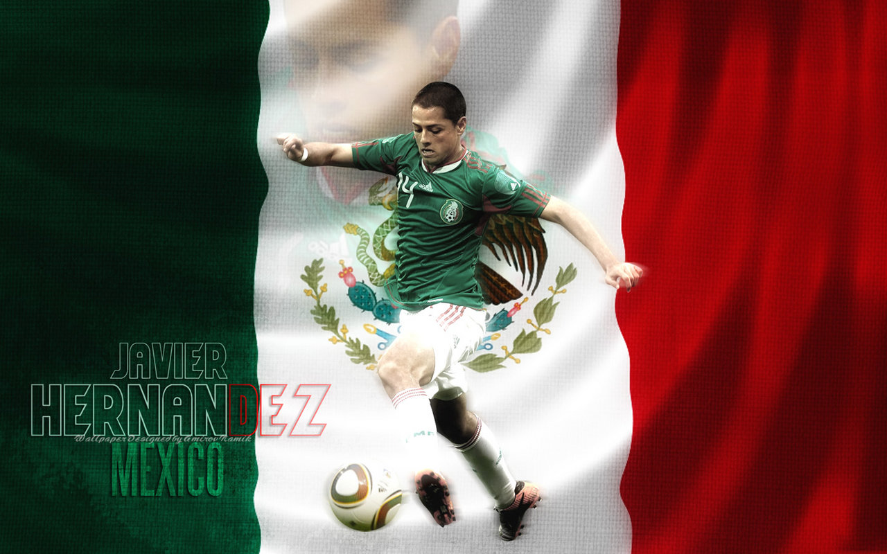 Chicharito Wallpapers Hd Javier Hernandez Manchester United Wallpaper