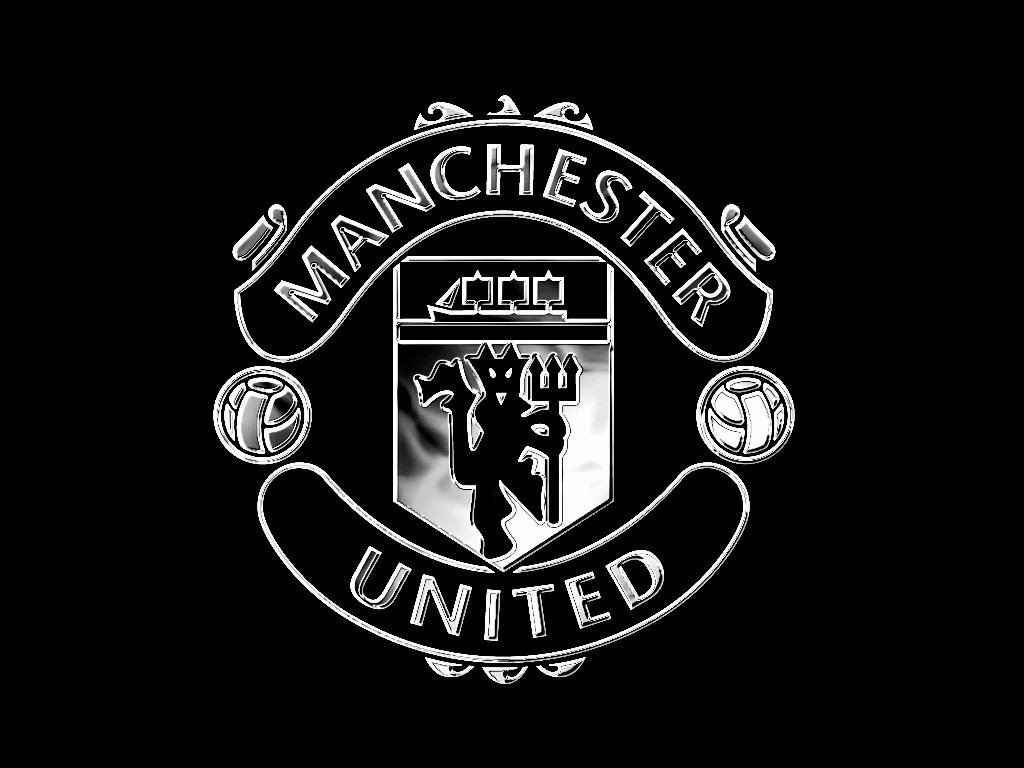 Manu 3d Name Wallpapers Manchester United Logo 57 Manchester United Wallpaper
