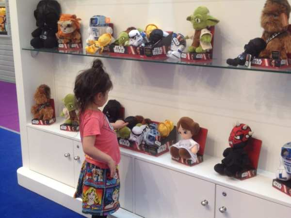 Posh Paws Star Wars Toy Fair 2016