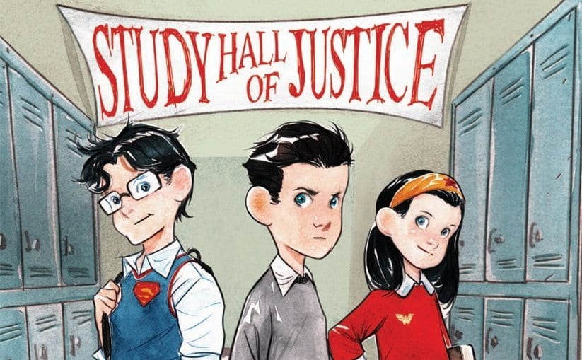 Study Hall of Justice by Derek Fridolfs | Scholastic