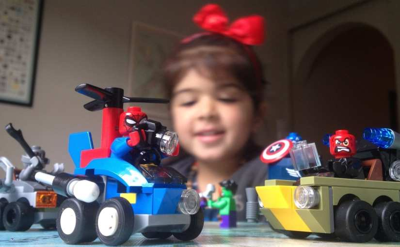 LEGO Marvel Super Heroes Mighty Micros review