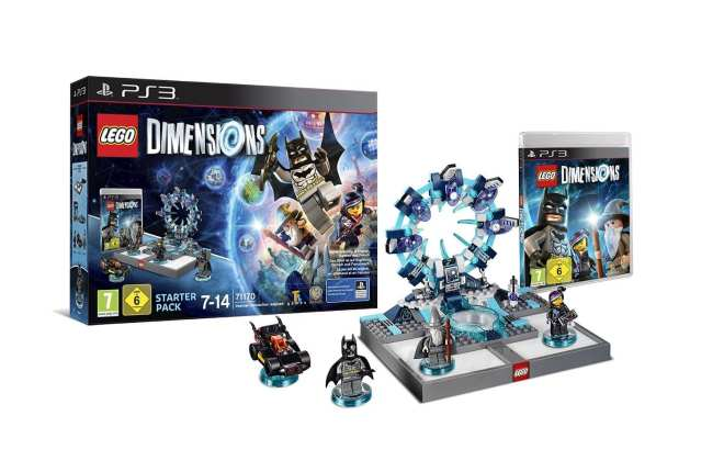 LEGO Dimensions Starter Pack PS3