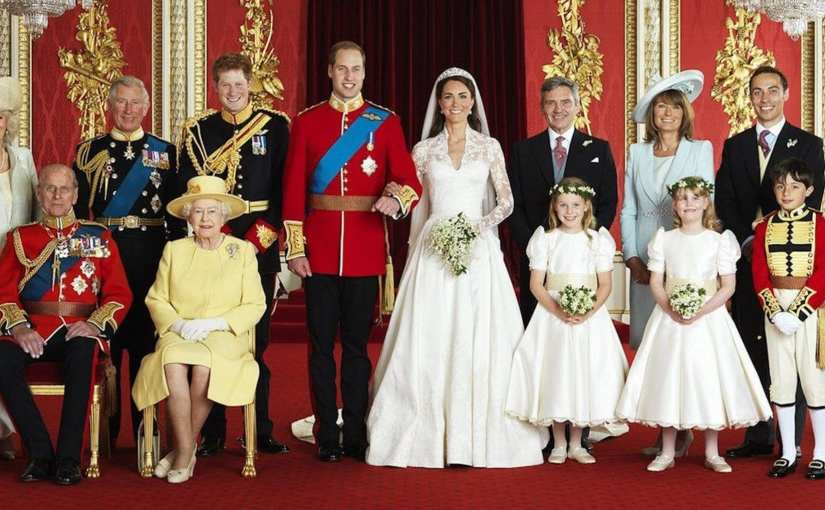 The British Royal Family and the problem with Princesses