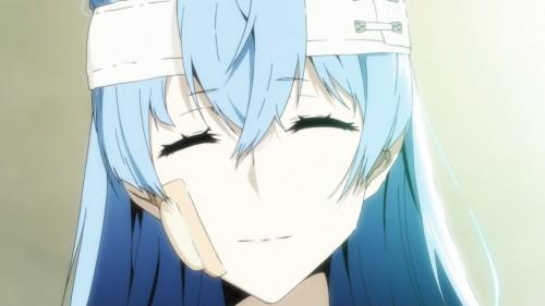 のりちゃんの笑顔