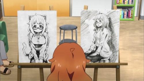 立花夢子へのサプライズ