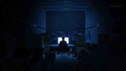 盗撮犯の部屋