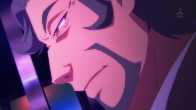 難波社長(第10話画像)