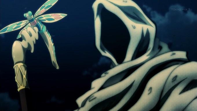 黒王(第9話画像)
