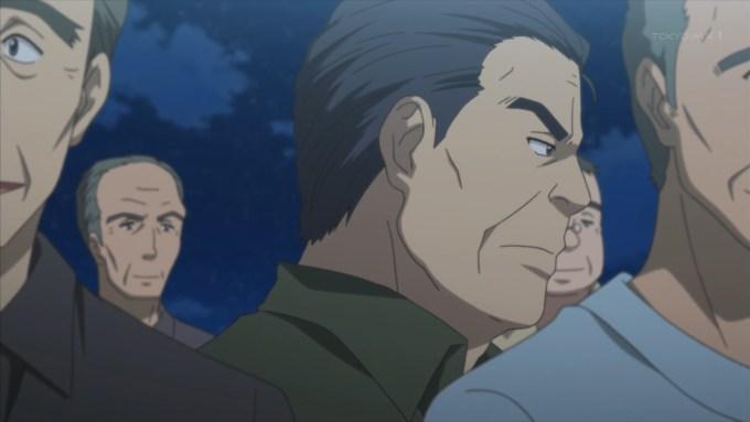 緑川真希の父親