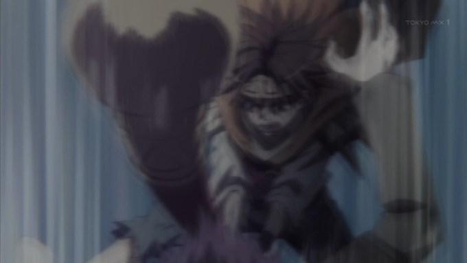 孫悟空の戦闘シーン