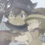 【メイドインアビス】第10話感想 リコを襲う深界四層の悲惨な洗礼